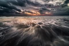 (Finasteride (Magro Massimiliano)) Tags: seascape roma landscape italia tramonto nuvole mare paesaggio ptlens d610 ladispoli finasteride samyang torreflavia pertubazione samyang14mm magromassimiliano nikond610