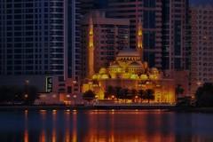 Sharjah #corniche#light#nightlight# (foto_galleria) Tags: light corniche nightlight