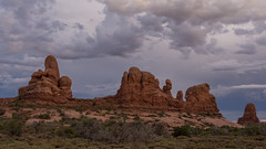 Utah Formations & Light (ken.krach (kjkmep)) Tags: archesnationalpark