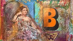 Untitled (Jason Lupi) Tags: art collage painting paper paint pages exhibition cutpaste 2016 jasonlupi