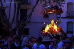 Virgen del Gavellar (Guervs) Tags: espaa andaluca spain mary religion folklore gloria virgin tradition guadalupe andalusia virgen mara jan tradicin beda romera procesin religin patrona gavellar