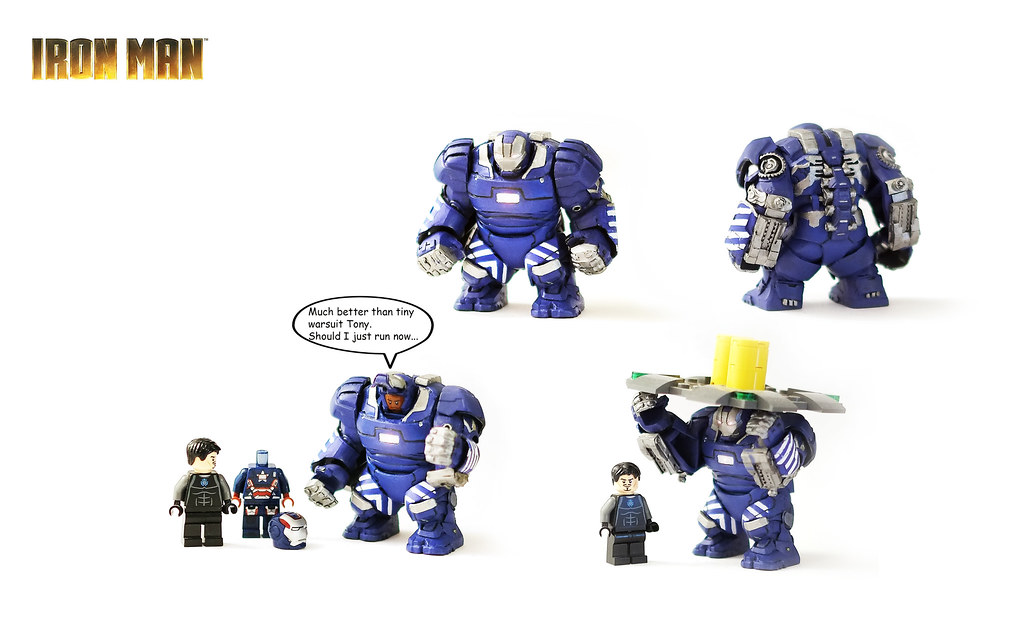 iron man suit instructions