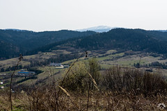 Pilsko na horyznocie (czargor) Tags: mountains landscape outdoor hill mountainside beskidy pilsko beskidzywiecki pasmopewelskie