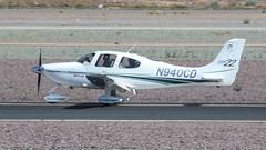 Cirrus SR22 N940CD (ChrisK48) Tags: 2002 airplane aircraft dvt phoenixaz cirrussr22 kdvt phoenixdeervalleyairport n940cd