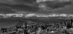 20160502_Pano_BW (tpeters2600) Tags: blackandwhite monochrome alaska canon landscape scenery balckandwhite anchorage hdr photomatix eos7d tamronaf18270mmf3563diiivcldasphericalif