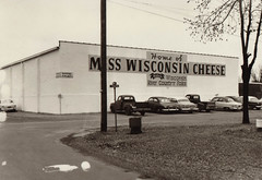 Miss Wisconsin Cheese Factory Exterior