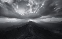 Vast (@hipydeus) Tags: sunset mountains sonnenuntergang berge dolomites dolomiten