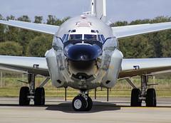 Boeing RC-135W (urkyurky) Tags: boeing usaf spyplane mildenhall recon rc135