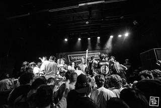 June 1st, 2014 // Bury Tomorrow @ Banquet Records, Kingston, UK // Shots by Jennifer McCord