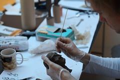 IMG_2035 (Skrekkgle) Tags: portrait art design award bust study clay edvard trophy prize much process facial emaa skrekkogle skrekkgle skrekkoglecom