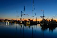 57Nishinomiya Harbor (anglo10) Tags: sunset japan seashore