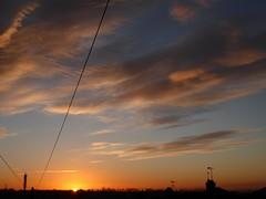 P1010407tweeked (GerryF-Brizzle) Tags: uk clouds sunrise bristol horfield