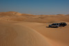 Camel highway (berik) Tags: camping desert offroad uae middleeast abudhabi arabia landrover discovery camels pajero lr4
