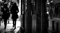 * (Timos L) Tags: life street ladies girls people reflection window boys night lights couple walk g panasonic g6 m43 123528 micro43 timosl