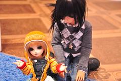 DSC_0516 (Mista-Oro) Tags: boy doll tan mo tiny bjd fairyland tanned msd ltf dollzone chiwoo littlefee