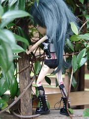 Saeko Izanami (nezumi.freak) Tags: pullip modification palau reial deaddoll animeeyes zombiegirl faceup obitsu newmakeup zombiedoll fullcustom obitsu25 pulliphybrid zombiecideddoll