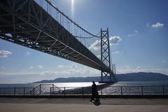 MaikoPark_11 (Sakak_Flickr) Tags: bridge kobe hyogo akashikaikyooohashi maikopark