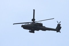 Apache (roger_forster) Tags: army flying apache mod hampshire helicopter