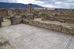 imgp3788 (Mr. Pi) Tags: ruin hills morocco column volubilis archaeologicalsite