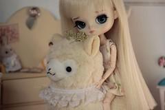 Give me Love (Loony-Doll) Tags: eyes doll dolls eyelashes makeup dal wig groove custom custo poupe obitsu eyechips junplanning dotori customise customflat