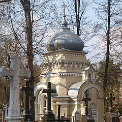 Храм новомучеников и исповедников Русских (на Лукьяновском кладбище)