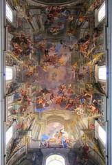 Fresco Perspective (sfryers) Tags: italy rome roma church painting italia 14 perspective illusion baroque limited smc fresco 15mm santignazio andreapozzo campomarzio trompelil pentaxda stignatiustheloyal