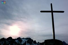 Monte Lussari (mircothebest) Tags: sunset monti tarvisio lussari tarvisiano