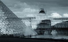 Layered Louvre (SrleArt) Tags: paris nikon louvre layered srleart