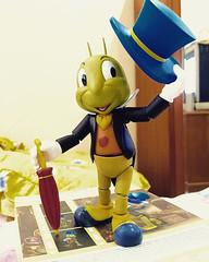 Jiminy cricket Geppetto and Pinocchio... (Disney Cakes) Tags: world birthday castle cakes make cake frozen baking orlando princess disney mickey fl how minnie wdw pops walt