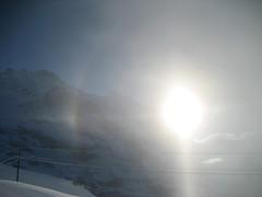 Wolkenstimmung über der Kleinen Scheidegg in Berner Alpen - Alps im Kanton Bern der Schweiz (chrchr_75) Tags: christoph hurni schweiz suisse switzerland svizzera suissa swiss chrchr chrchr75 chrigu chriguhurni hurni061217 dezember 2006 wolke cloud wolken himmel himmu natur nautre sky wetter weather albumwolkenüberderschweiz