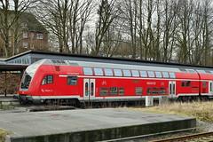 P2180779 (Lumixfan68) Tags: eisenbahn db bahn deutsche bombardier regio steuerwagen doppelstockwagen 7664 reisezugwagen doppelstocksteuerwagen dbpbzfa nahsh wendezüge