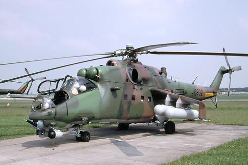 Mi-24V Slovakia