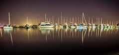 Reflections (hoomanz) Tags: longexposure reflection club mirror bay yacht smooth matilda westernaustralia