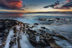 MaKena Beach 2016 (jasonfdarr) Tags: ocean sunset vancouver hawaii rocks waves maui bigbeach littlebeach makenabeach jasondarr