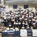 Nemours and DE HOSA raise our hands for Rare Disease Day