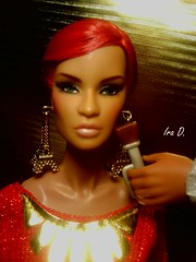 Evening Blossom (krixxxmonroe) Tags: fashion toys evening dolls blossom ryan d convention monroe dominique makeda ira cinematic diva royalty styling integrity photogrpahy krixx