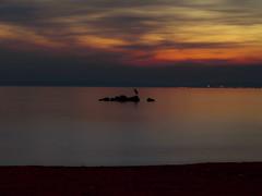 mer du soir (photomateur1) Tags: mer france soir gard expositionlongue
