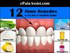 Home Remedies to Get Rid of Swollen Gums (ePainAssist) Tags: breath swelling lemonjuice aloevera badbreath homeremedies allergicreaction swollengums epainassist hydrogenperoxidetreatment toothache dental swollengumstreatment