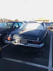 Mercedes W108 250SE (VAGDave) Tags: mercedes 1966 w108 250se