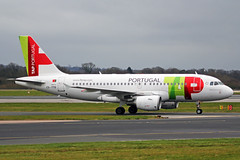 CS-TTD 2 Airbus A319-111 TAP Air Portu