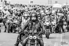 Leader Of The Pack, Wirral Egg Run 2016 (warrengreenjelly1) Tags: easter egg bikes run bikers wirral newbrighton 2016