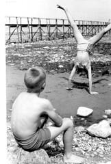 Lake Winnipeg - 1968 (vintage.winnipeg) Tags: canada history vintage historic manitoba lakewinnipeg ruralmanitoba