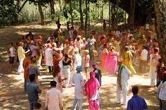 Basanta Utsav Nimdih (10) (banglanatak dot com) Tags: holi 2016 colorsoflife colorfullife happyholi festivalofcolour basantautsav nimdih