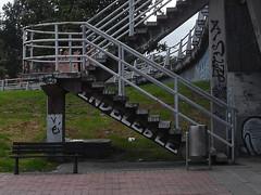 No. 1075 - 15 de abril/16 (s_manrique) Tags: calle pasto silla caneca escaleras