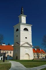 Dzwonnica - Putusk (jacekbia) Tags: building tower architecture canon outdoor poland polska putusk architektura budynek mazowsze wiea 1100d dzwonnica
