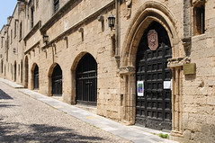 Rhodes - Rue des Chevaliers- Odos Ippoton (darkfloyd60) Tags: europe gr rodos rhodes grce 2009 continents egeo annes