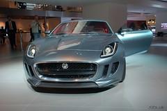 DSC_2295 (Pn Marek - 583.sk) Tags: frankfurt jaguar concept fj iaa arden xj 2011 koncept autosaln cx16