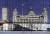 Liverpool Reflections (Rocketman Pics) Tags: architecture liverpool canon buildings reflections cityscape threegraces canon5d albertdock 3graces portofliverpool
