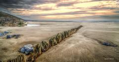 Untitled (Geoff Mock) Tags: beach swansea bay wideangle gower tokina1116mm nikond7000
