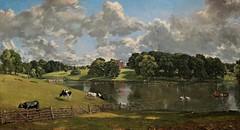John Constable - Wivenhoe Park, Essex (1816) (Pau NG) Tags: art paintings johnconstable